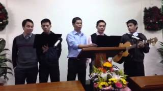 God Wants To Hear You Sing - TBBC Men
