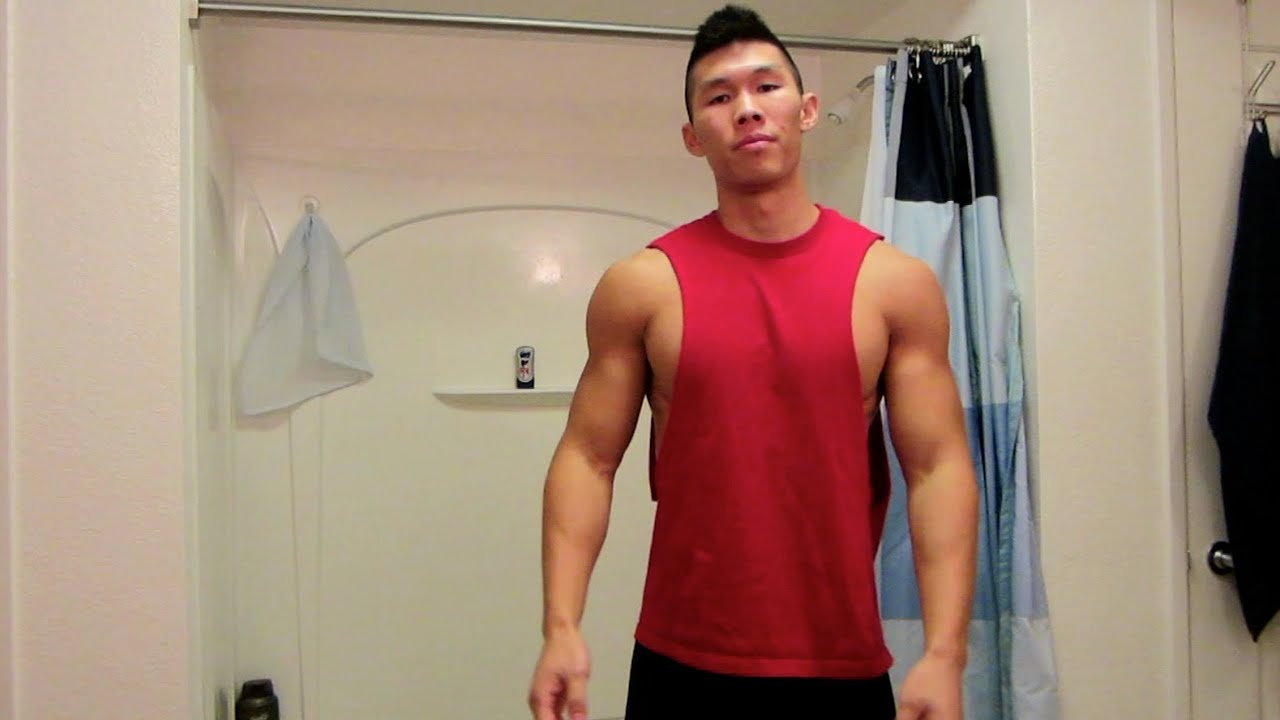 MAKE A CUT-OFF MUSCLE TANK
