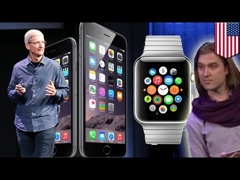 Top 10 highlights from Apple's keynote: iPhone 6 release date, Apple Watch and ApplePay