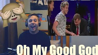 TATTOO ROULETTE W ONE DIRECTION (REACTION)