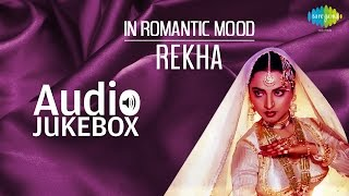 Popular Romantic Songs of Rekha | In Ankhon Ki Masti | Audio Jukebox