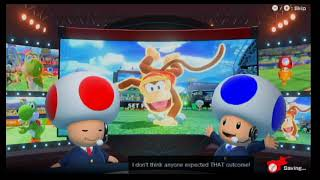 Mario Tennis Aces COM Tournaments - All Cups