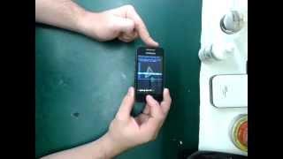 Samsung S5830 Galaxy Acê - Hard Reset - Desbloquear - Resetar