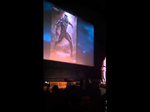 Marvel's Captain America 3 Civil War Announcement