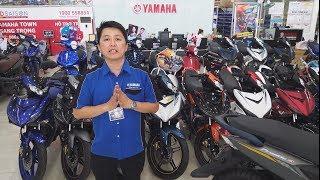 Giá bán các loại xe Yamaha mới nhất - Exciter 150 giữ giá - Ra mắt xe mới [ THỦ TỤC TRẢ GÓP ]