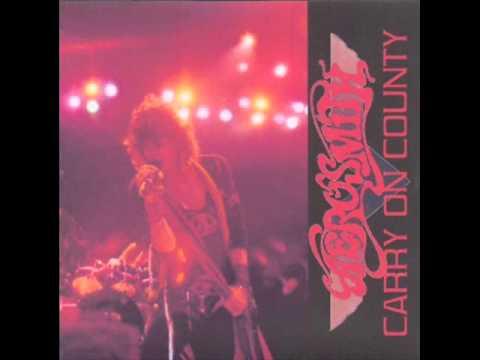 Aerosmith No More No More Ventura 1983