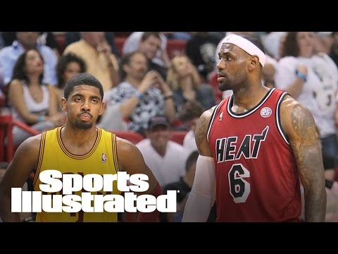 LeBron James signs with the Cleveland Cavaliers - Sports Illustrated