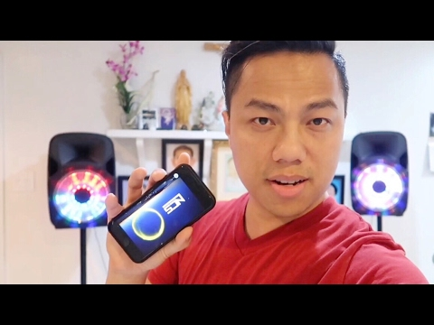 Technical Pro All in One Portable DJ Set UNBOX, Set UP, Audio TEST