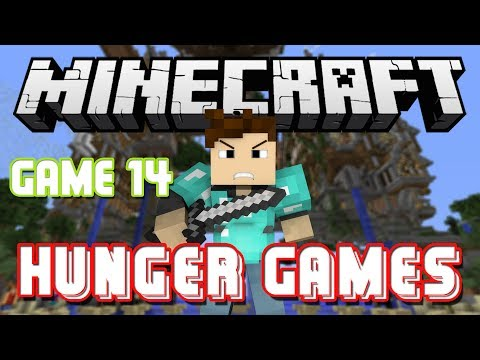 Minecraft: Hunger Games w/Poonchee Game 14 - The Fridge!
