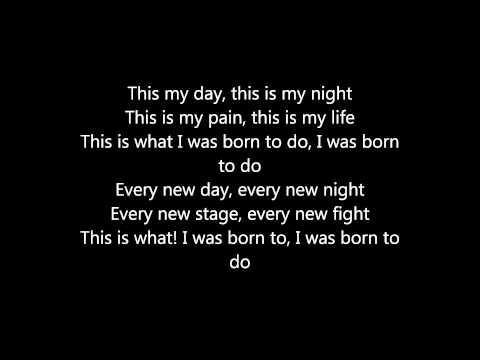 Steven Cooper - Born to Do (Lyrics)