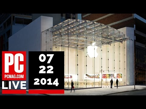 PCMag Live 07/22/14: More iPhone 6 Rumors & Yahoo's New Service to Assist the Deceased