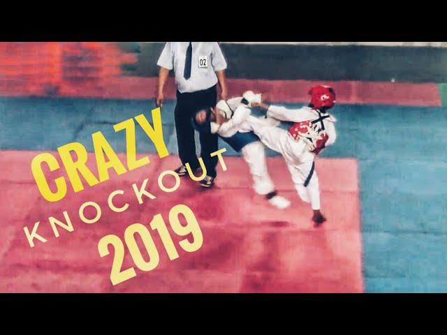 Totally New 🤩 - 10 Crazy Taekwondo Knockout 2019 thumbnail