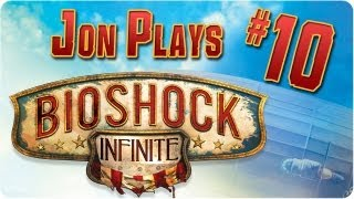 Bioshock Infinite Gameplay part 10 - Giveaway Winner, Pursue Elizabeth