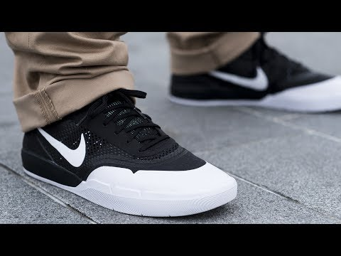 Flatspot Shoe WearTest - Nike SB Koston 3 Hyperfeel XT (review)