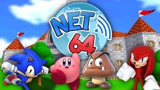 Super Mario 64 Online (Net64 2.0 Update) - All Character Abilities!