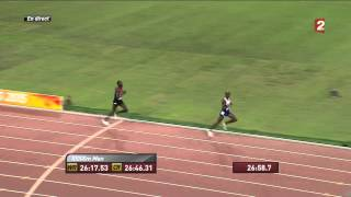 Mo Farah wins 10,000m gold medal - IAAF World Athletics Championships BEIJING 2015