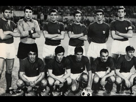 UEFA EURO 1968 Dokumentation (RUS)