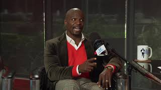 Why Terry Crews Defends Vontae Davis' Halftime Retirement | The Rich Eisen Show | 1/15/19