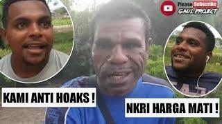 Jokowi Di Hati Masyarakat Papua, Kami Senang Sekali dan Gembira