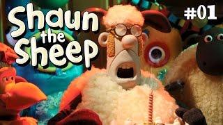 Shaun the Sheep - Party Animals S2E1 (DVDRip XvID)HD