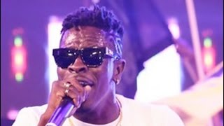 Shatta Wale - Performance @ TiGO Ghana Meets Naija 2015 | GhanaMusic.com Video