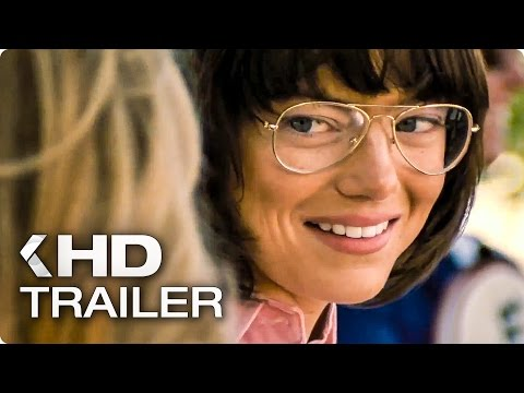 BATTLE OF THE SEXES Trailer (2017) streaming vf