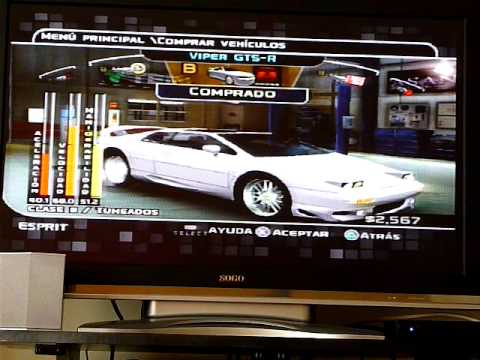midnight club 3 dub edition remix cars (no tuning)