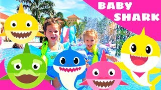 Baby Shark Song | Pinkfong Baby Shark Challenge 🦈🦈🦈