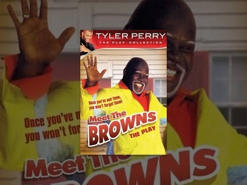 Tyler Perry's Meet The Browns -- The Play video