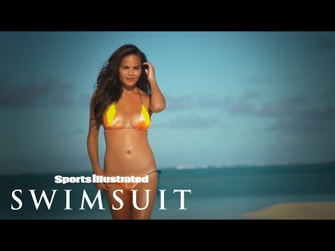 Chrissy Teigen's Dating Advice, Swim Daily Exclusive