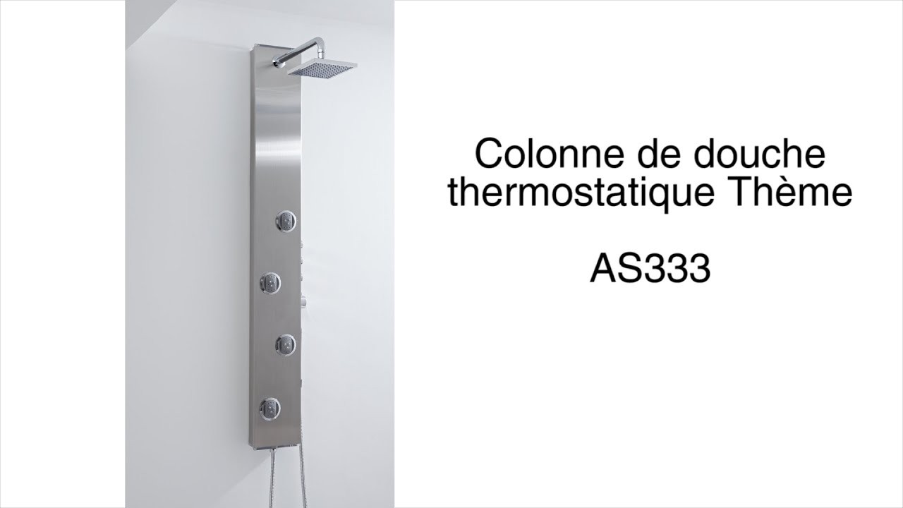 Hudson Reed Colonne De Douche Thermostatique Wakana
