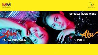 Download lagu Putri & Tasya Rosmala - Ajari Aku |