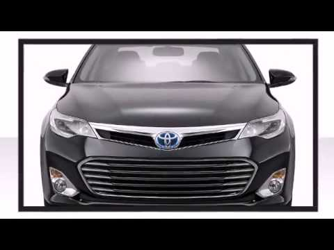 2015 Toyota Avalon Video