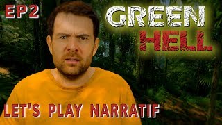 (Let's Play Narratif) GREEN HELL - Episode 2 : Le monde perdu