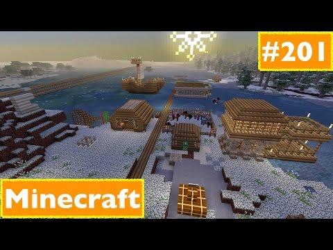 Minecraft - #201 - Выживание - Сложность :)