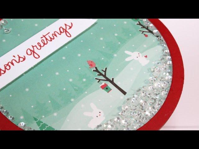 SSS November Card kit - Seasons Greetings