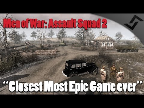 Men of War: Assault Squad 2 - Closest Most Epic Game Ever - Multiplayer Gameplay