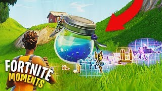 Fortnite Daily Funny and WTF Moments Ep. 124