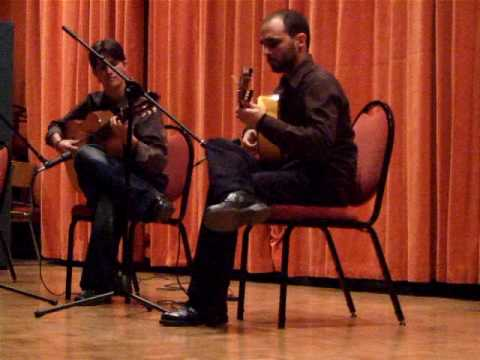 Caminos Malagueños. Verdiales de Mario Escudero a dos guitarras.