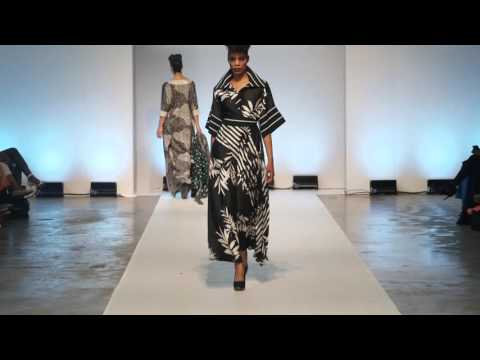 Day One of Africa Fashion Week London 2015, Olympia London