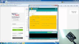 video Arduino with serial port VB
