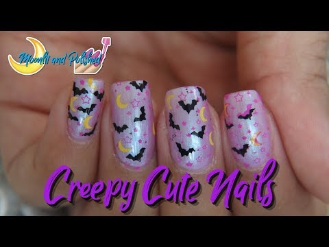 OSWS: Creepy Cute Nails
