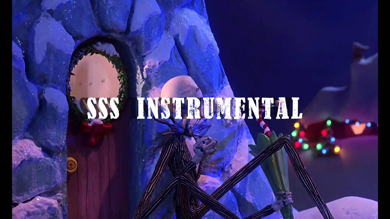 ... this?) Nightmare Before Christmas Instrumental 1 By SSS - YouTube