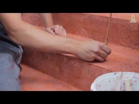 Jak pomalować betonowe schody - video przewodnik