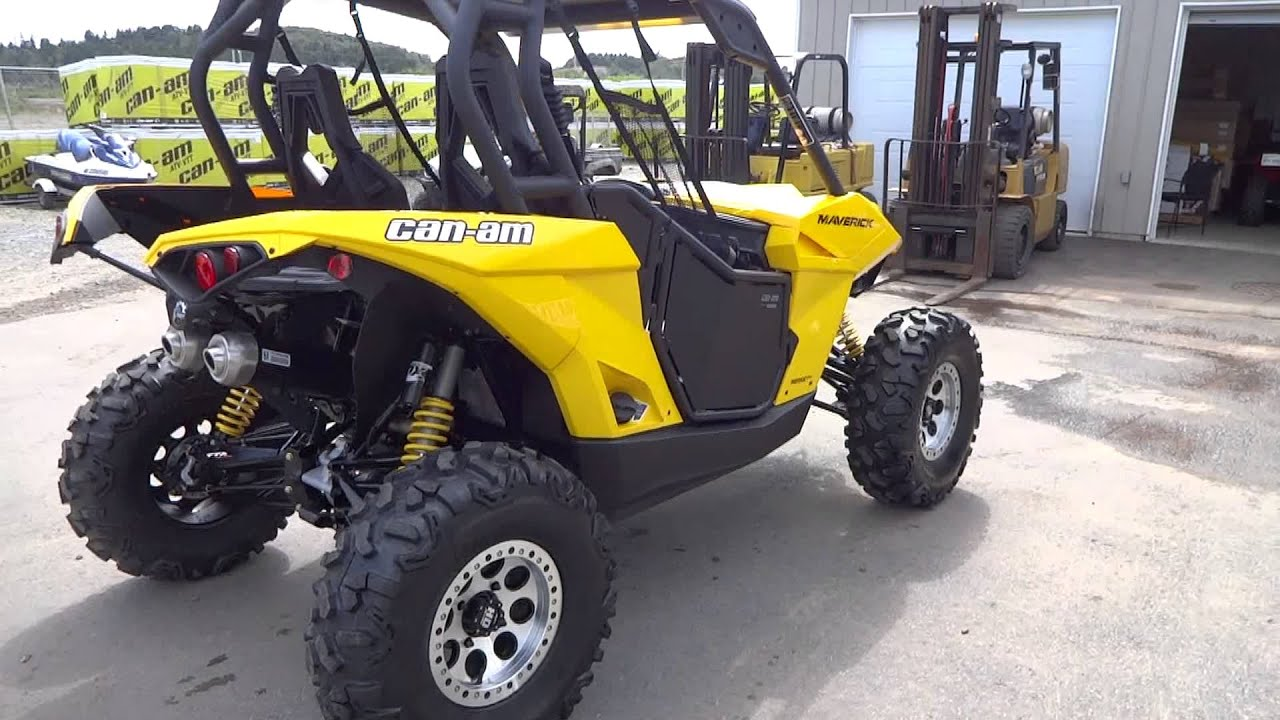The Power Store 2013 Can Am Maverick 1000r Youtube