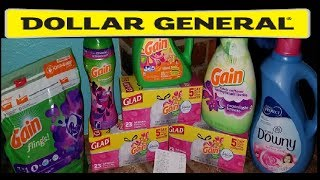 How To Use A $5 Off $25 & $5 Off $30 Gain In The Same Transaction At Dollar General