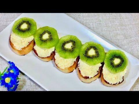 Вы не поверите как это вкусно!!!!🍈 Рецепт самых вкусных бутербродов 🍈 Рецепты закусок.