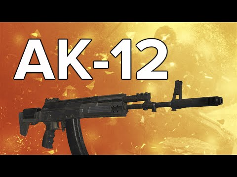 Advanced Warfare In Depth: AK-12 Assault Rifle Review & Variants Guide
