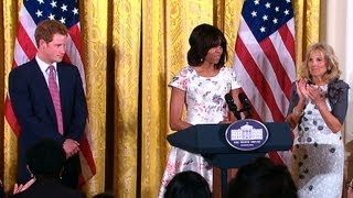 White House Mother's Day Tea