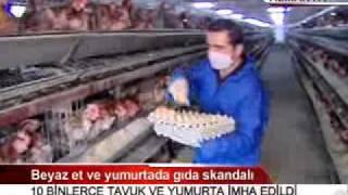 Almanya'da gıda skandalı 04.01.2011